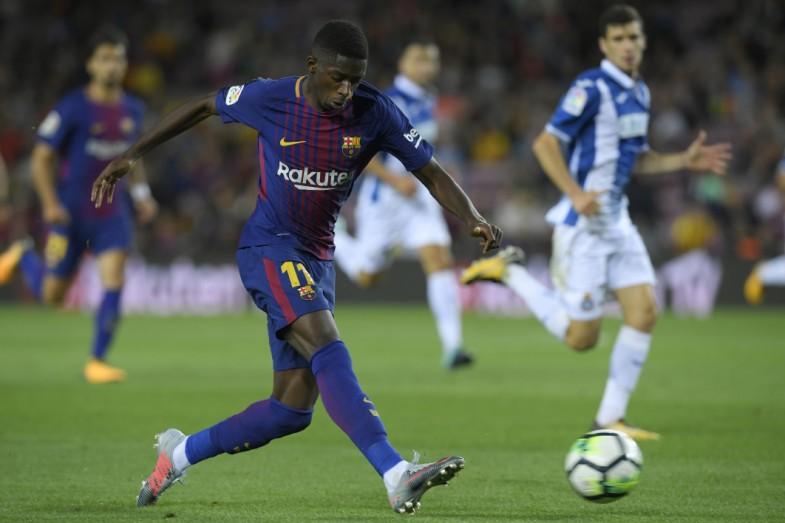 Le Barça veut garder Dembélé à tout prix !