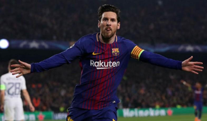 Messi a promis la C1 au Barça cette saison !