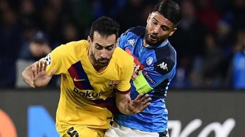 Coronavirus : Barça - Naples à huis clos ?