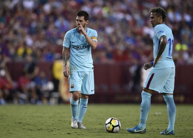 Mercato : Messi persiste et signe pour Neymar