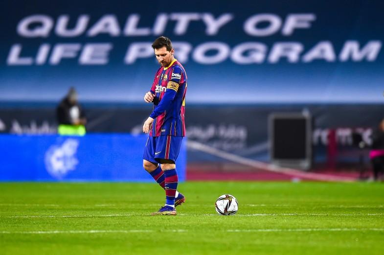 La suspension de Messi confirmée en appel : il sera absent contre Elche