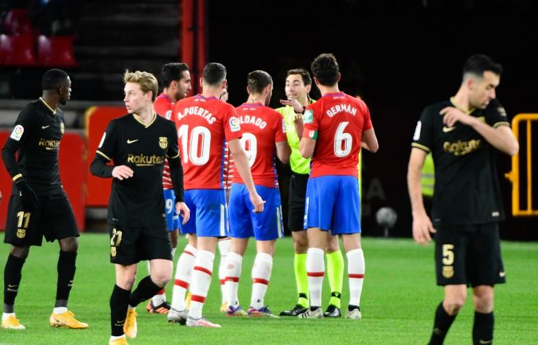 La composition probable du Barça contre Grenade en Coupe du Roi