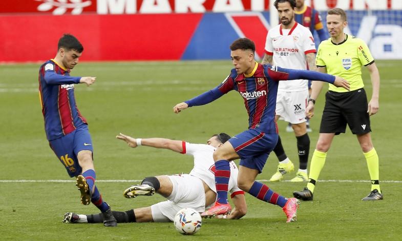 Segiño Dest croit encore au titre en Liga avec le Barça