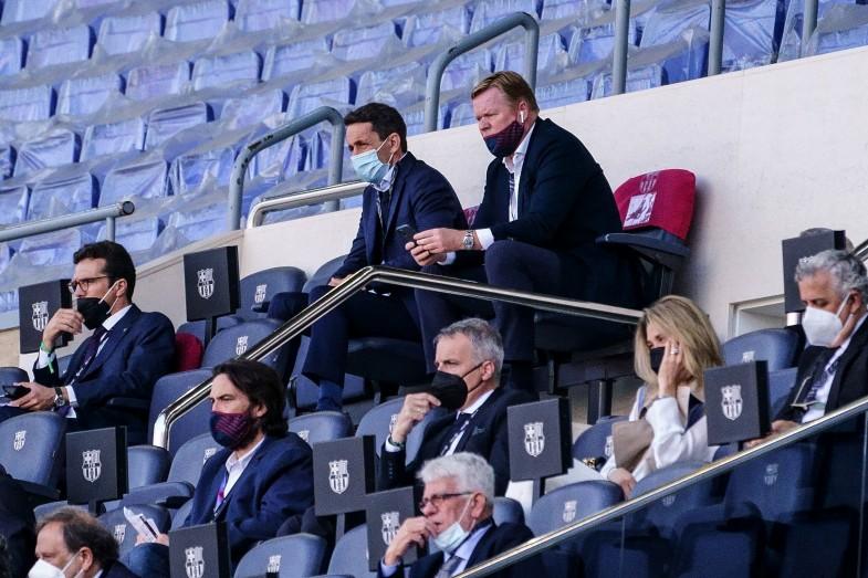 TV3 : le Barça demande à Koeman de patienter 15 jours pour chercher un remplaçant