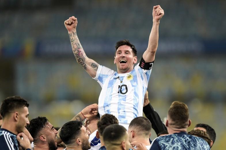 Leo Messi, destination ballon d'Or ?