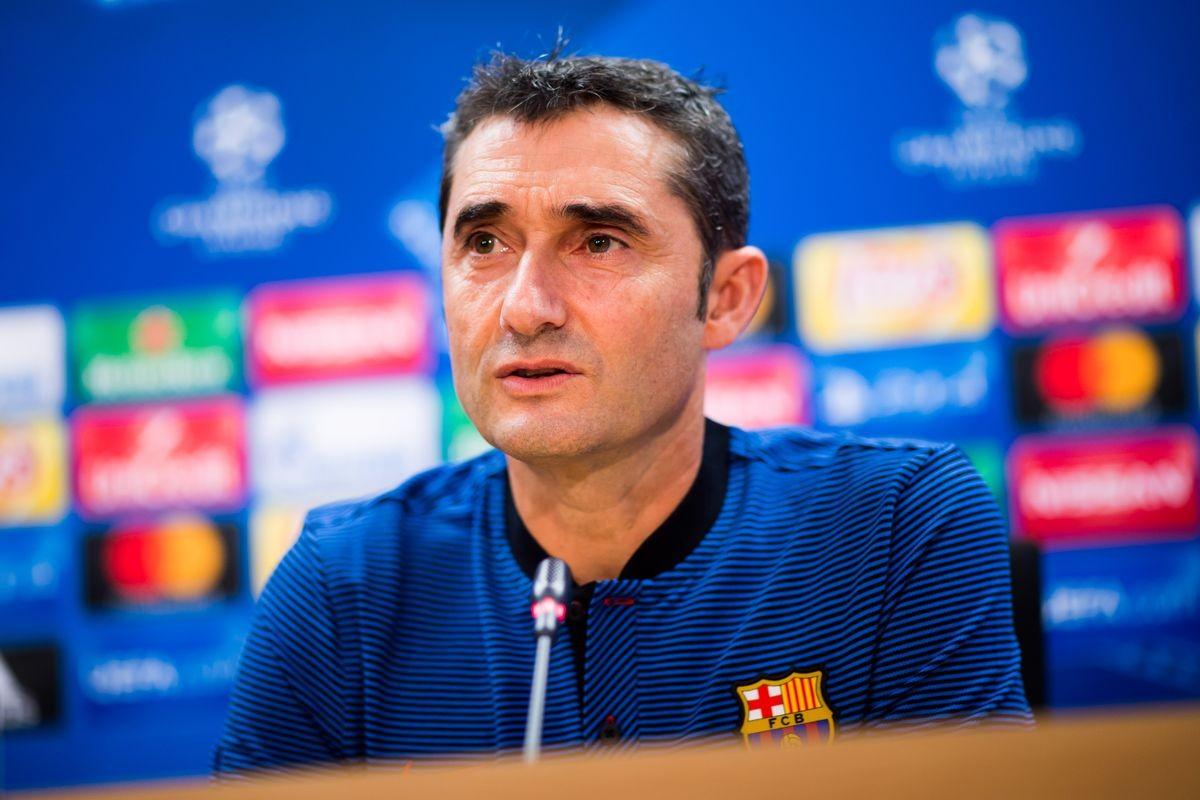 Chelsea - Barça : la conférence de presse de Valverde