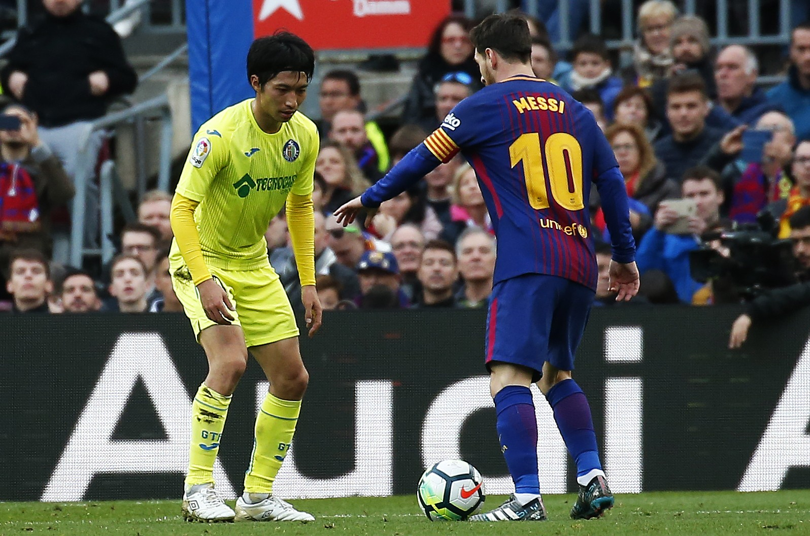 Rencontre joueurs fc barcelone