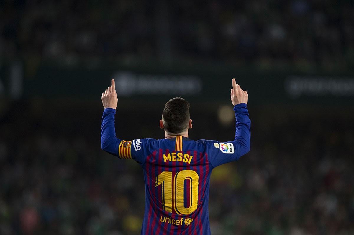 Messi fait le travail contre l'Espanyol (2-0)