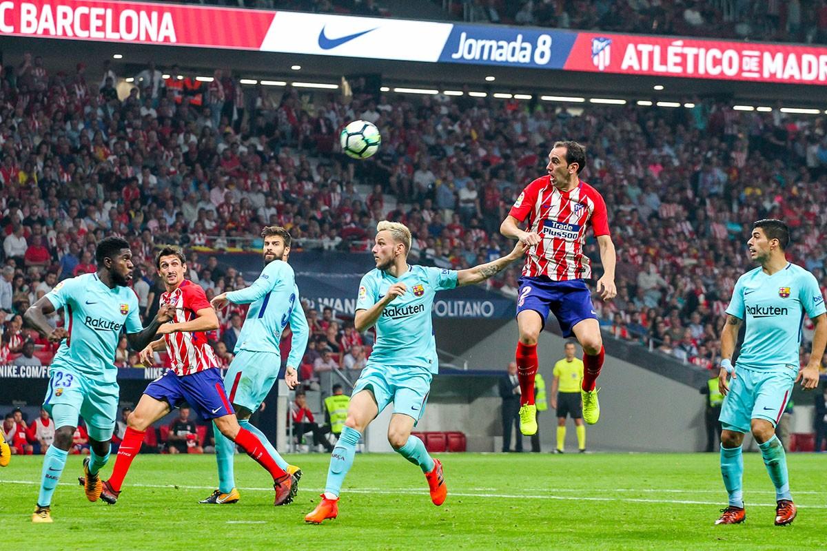 Le onze probable du Barça contre l'Atletico