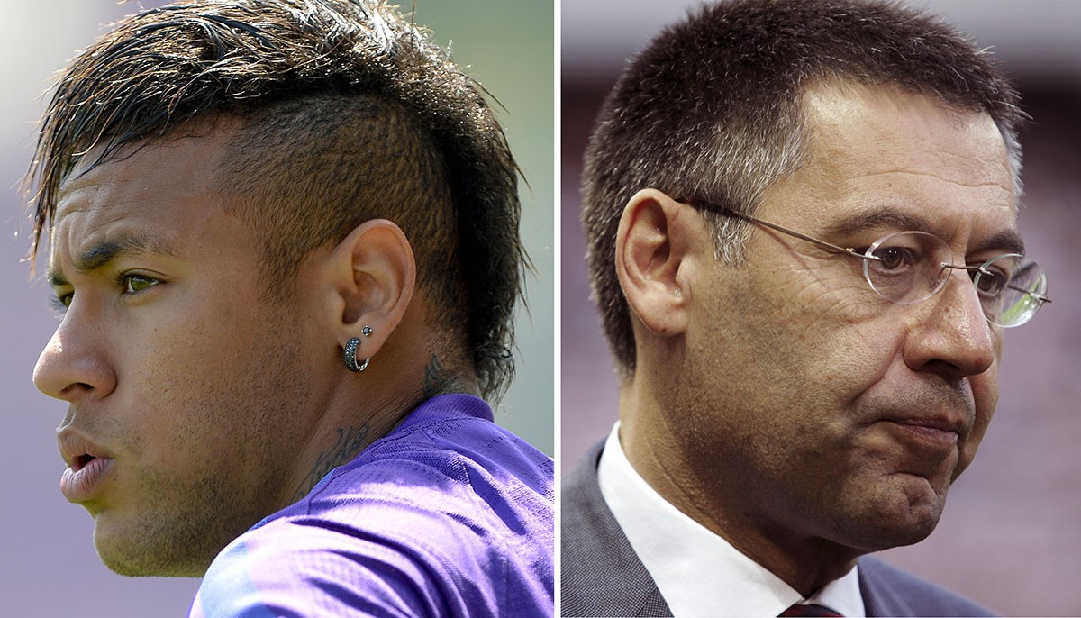 Bartomeu : «Il n'y a pas de cas Neymar»