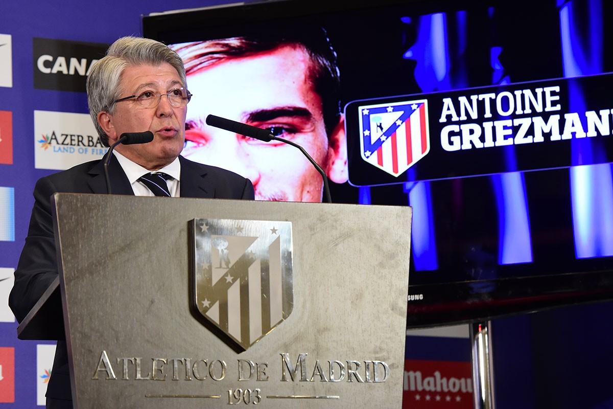 Mercato - Barça : Les révélations du président de l'Atletico sur Griezmann