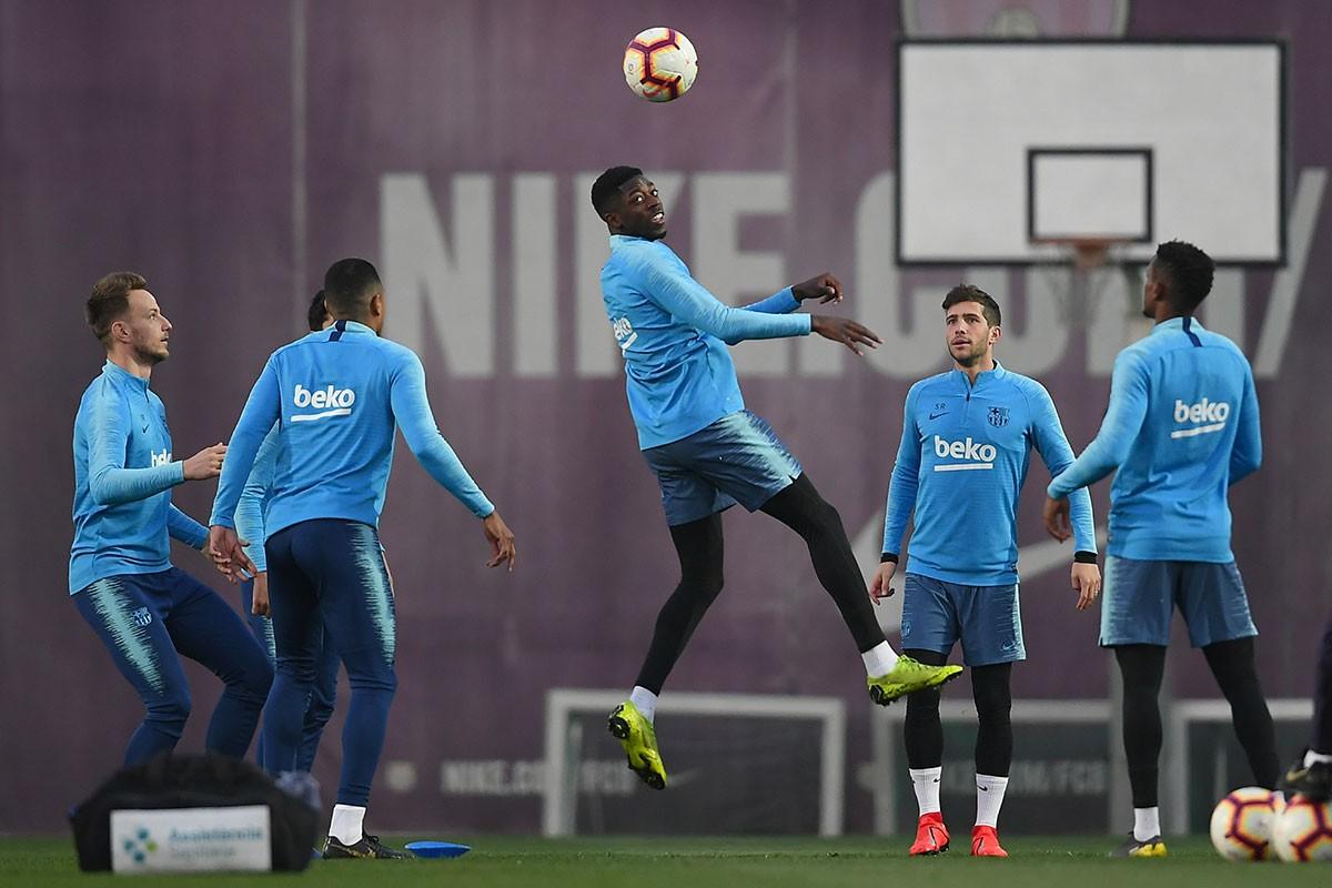 Le verdict est tombé pour Ousmane Dembélé : Valverde ne comprend pas