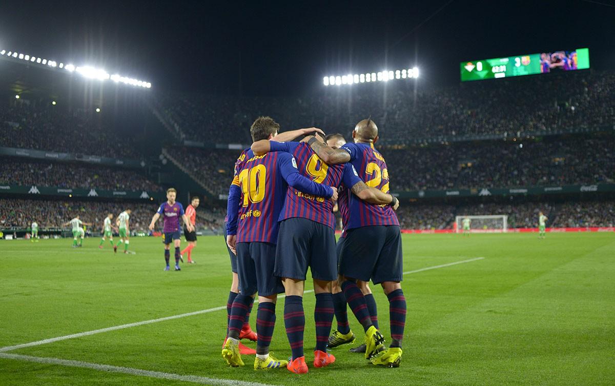 Des surprises dans le onze de départ du Barça face à Getafe !