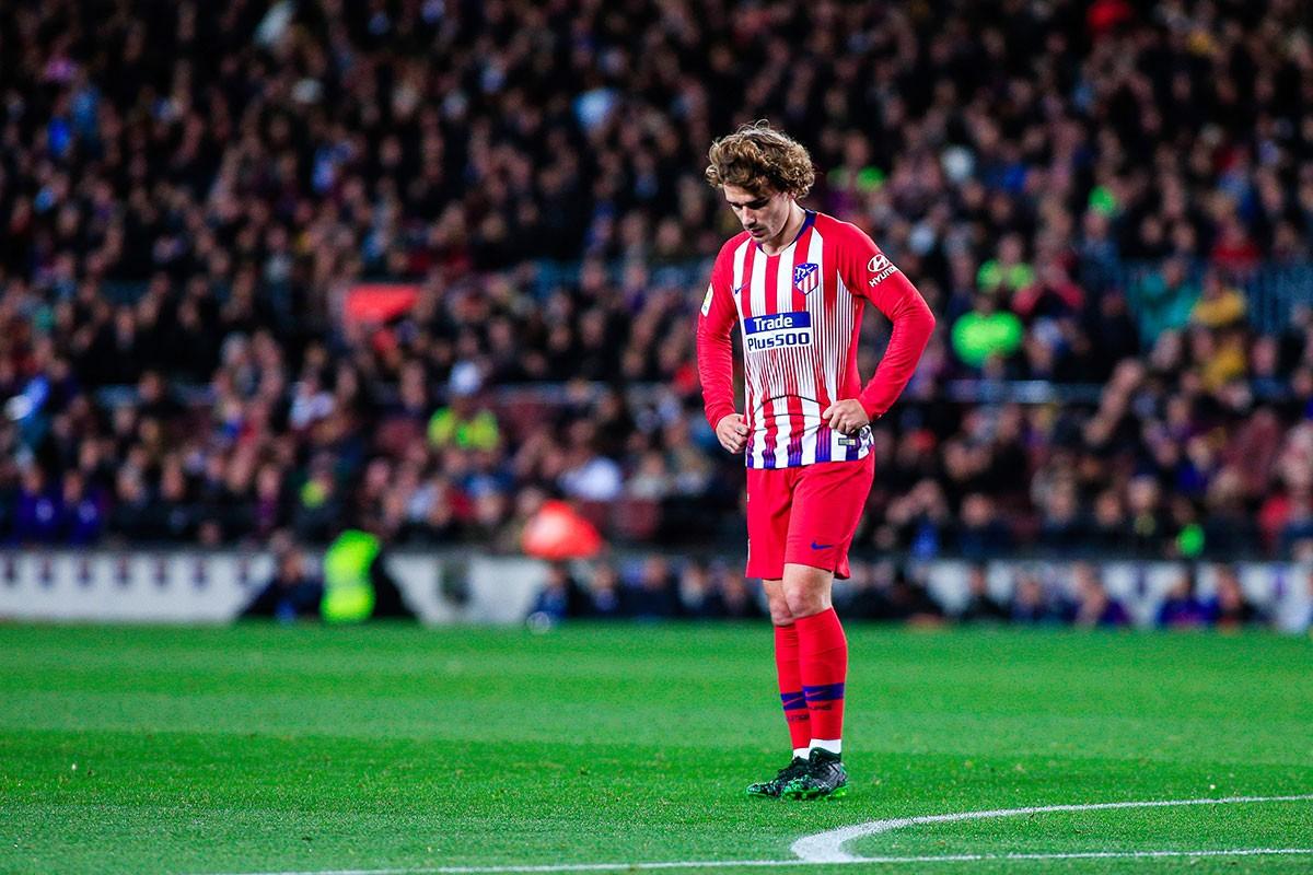 Personne ne veut de Griezmann au Barça