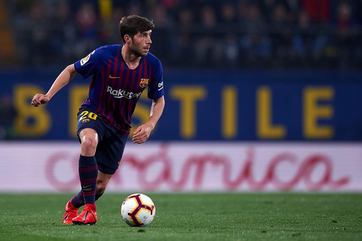 FC Barcelone - Manchester United : le groupe du Barça pour le quart de finale retour !