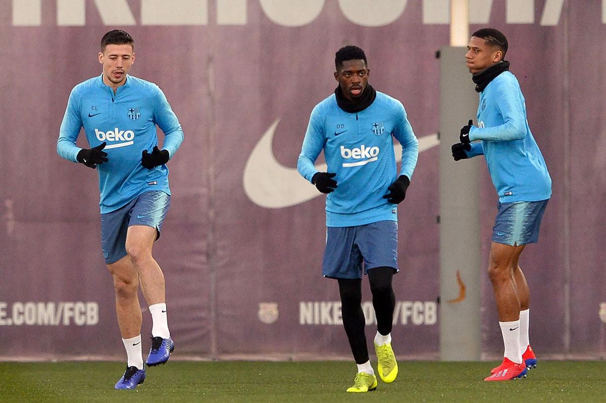 De nombreuses absences dans le groupe du Barça pour Huesca