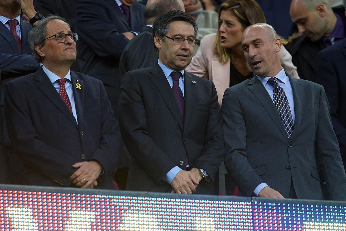 Josep Maria Bartomeu annonce plusieurs départs du Barça !