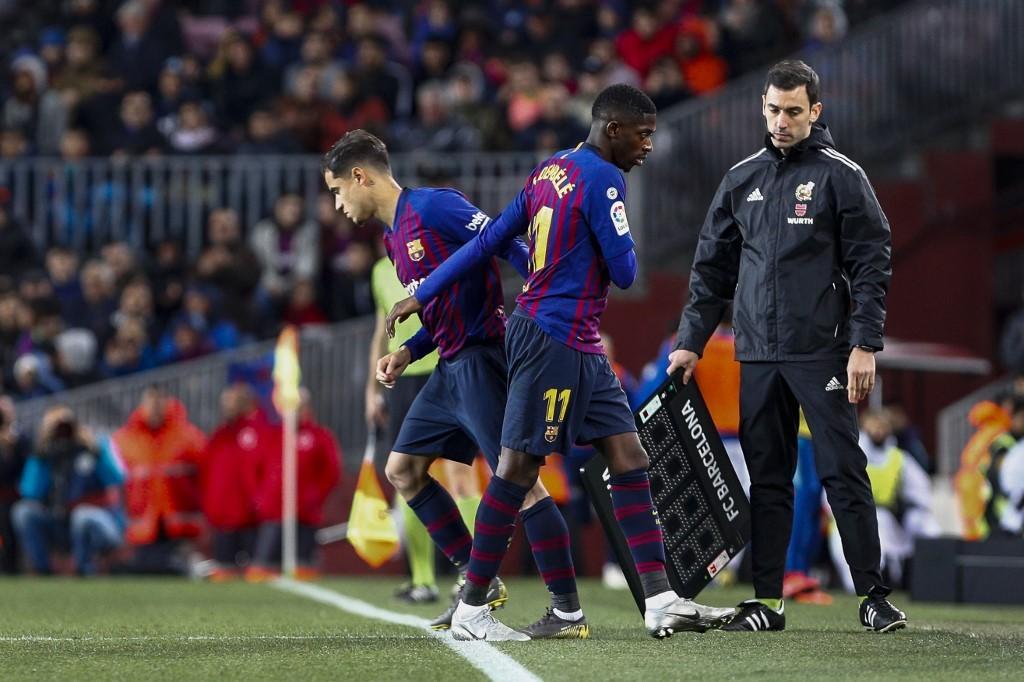 Coutinho ou Dembélé : il pourrait n'en rester qu'un !
