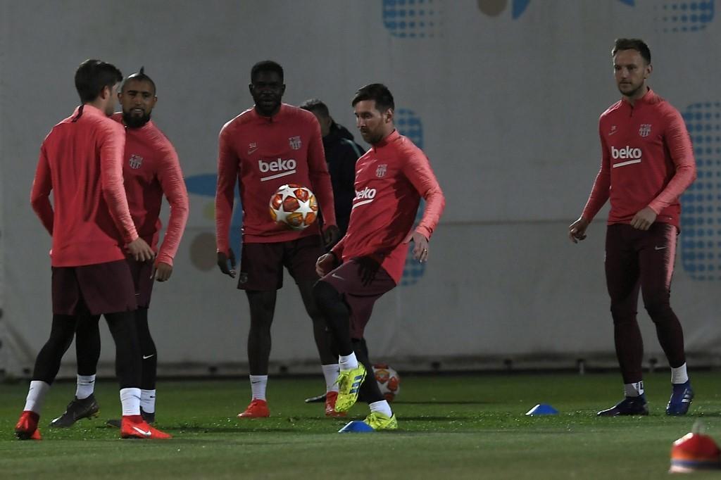 Quel avenir au Barça pour Rakitic et Umtiti ?