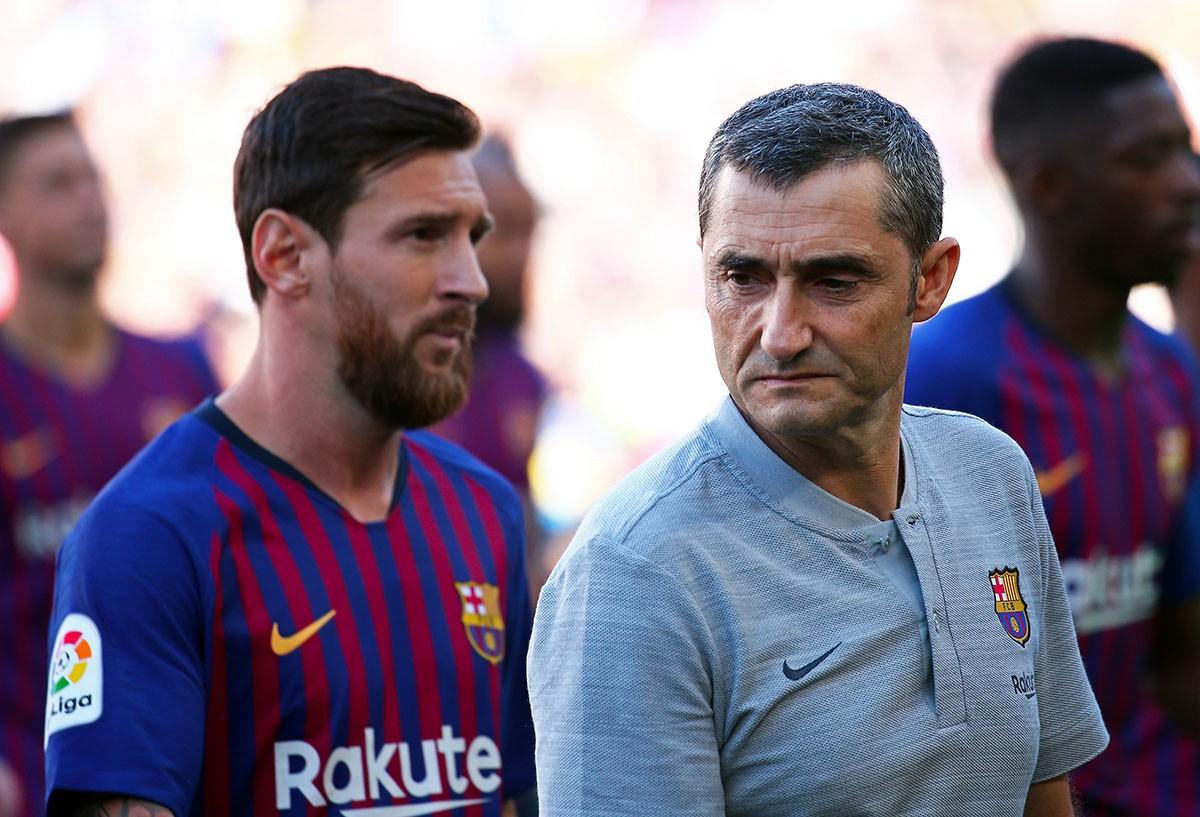 Le contrat de Valverde comporte une clause secrète qui pourrait précipiter le départ de l'entraineur !
