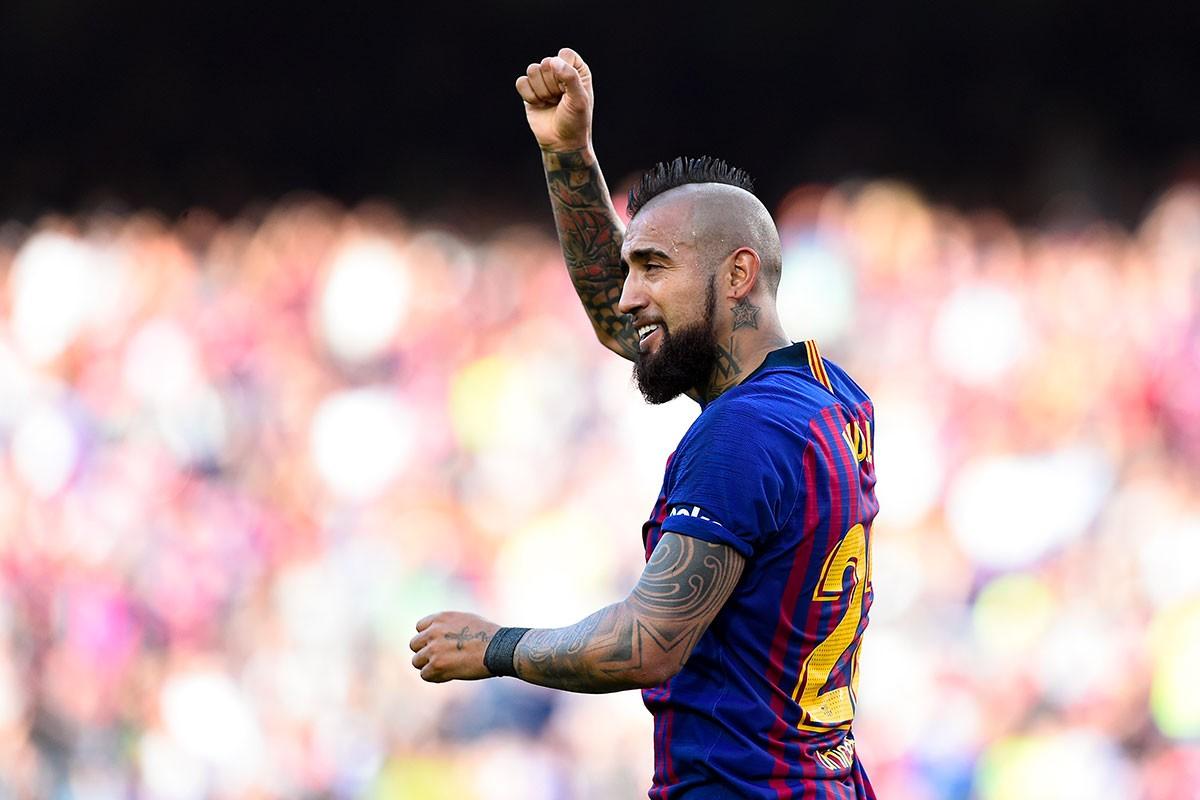 FC Barcelone - Alavés : Vidal signe son retour !