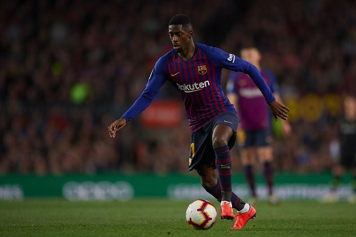 Le Barça fixe le prix d'Ousmane Dembélé