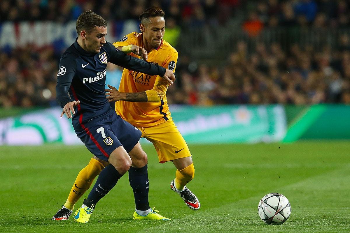 Le Barça a pris une décision radicale sur Griezmann et Neymar