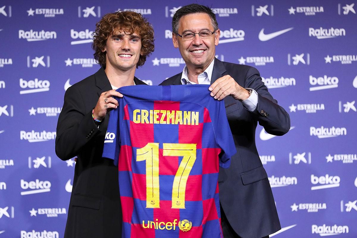 Griezmann a négocié 14 M€en commissions pour venir au FC Barcelone !
