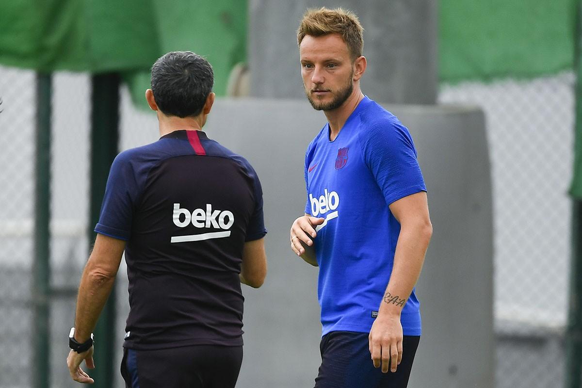 FC Barcelone - Atlético Madrid : Valverde fait confiance à Rakitic !