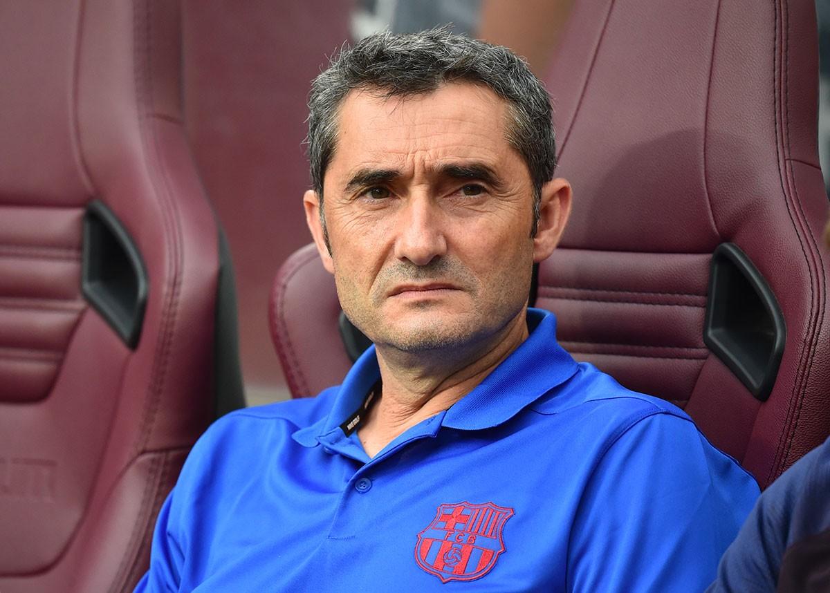 Barça : Valverde met la pression aux dirigeants