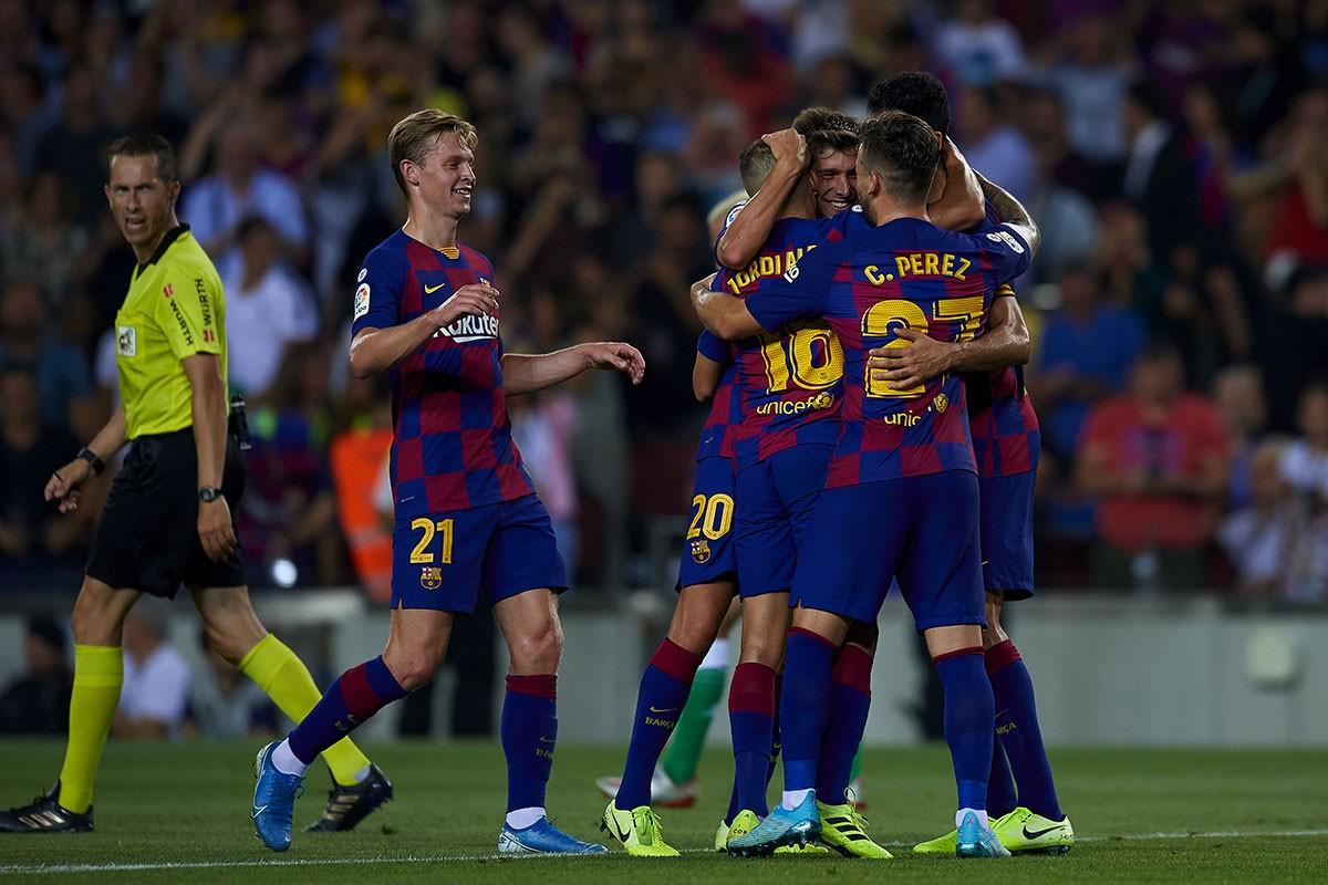 FC Barcelone - Villareal : le onze probable du Barça !