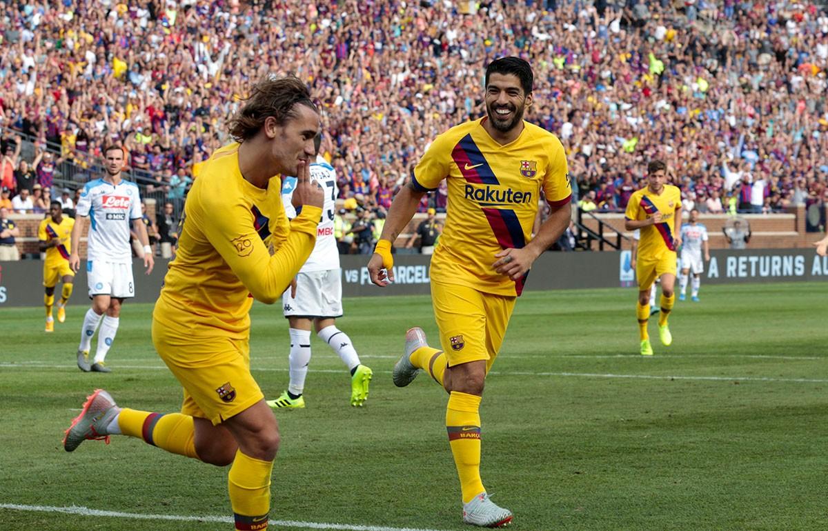 Eibar 0 - 3 FC Barcelone : la GSM écrase Eibar