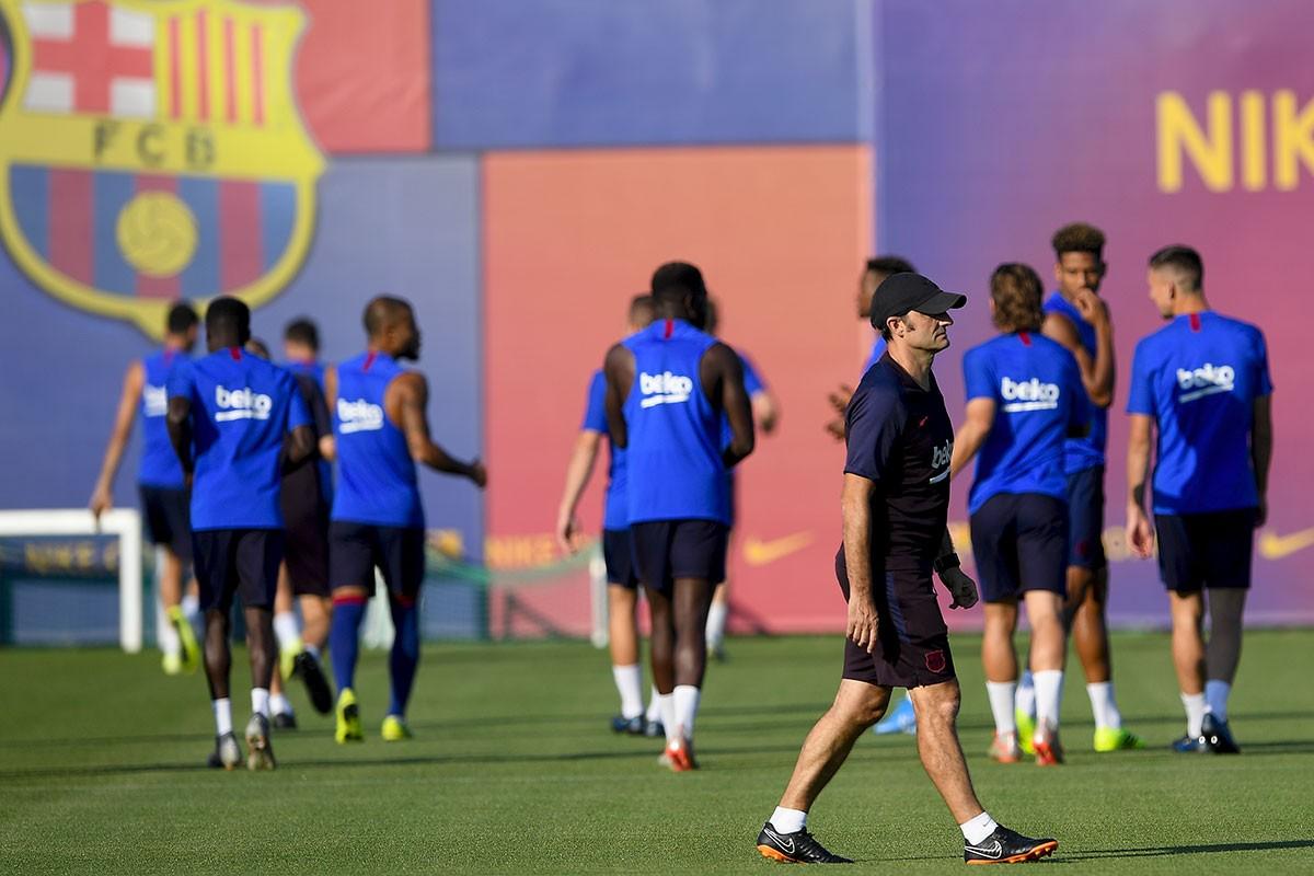 FC Barcelone - Betis Séville : Quel onze pour Valverde ?