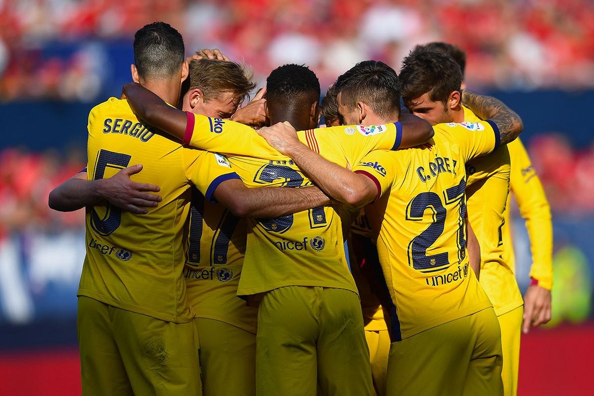 FC Barcelone - FC Valence : l'heure de la revanche a sonné