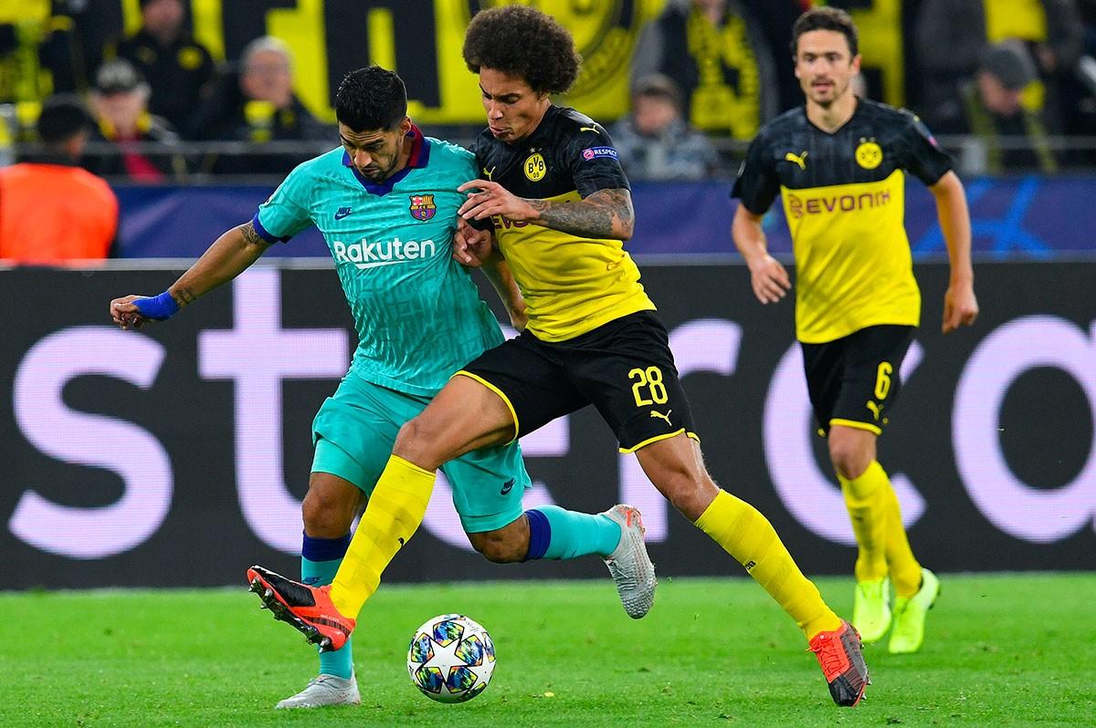 Le Barça sauve un point à Dortmund !