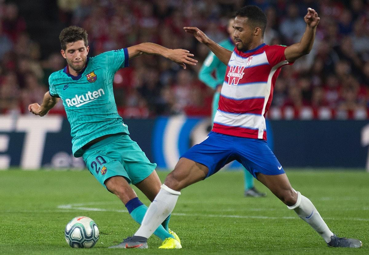 Le Barça touche le fond à Grenade