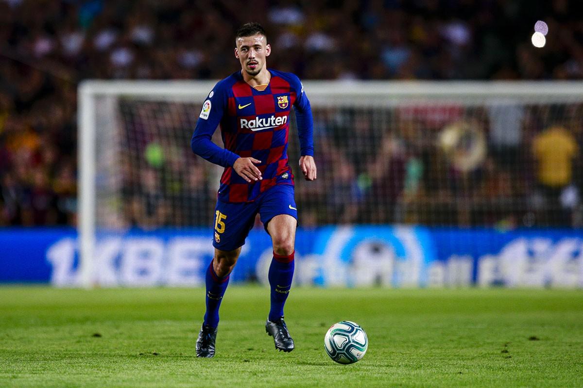 FC Barcelone - Borussia Dortmund : Lenglet signe son retour dans le groupe !